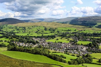 view of Sedbergh